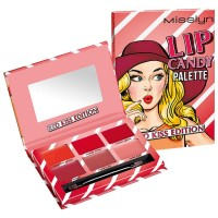 Misslyn (Мисслин)  Festival Vibes Lip Candy Palette, Nr. 3 Pink Kiss / 13,34 g