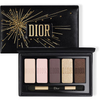 Lidschatten Sparkling Couture Palette Dazzling Eyes Essentials Holiday Couture Collection von DIOR Диор Тени для век Лимитированная коллекция