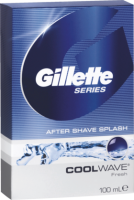 Gillette после бритья Series Cool Wave, 100 мл